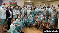 Azərbaycan paralimpiyaçıları