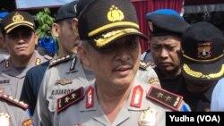 Kapolda Jateng, Irjen Pol. Condro Kirono (Foto: VOA/Yudha)