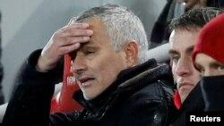 Manchester United ကလပ္အသင္းနည္းျပJose Mourinho