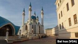 Qozondagi masjid. Turkiya Tatariston bilan azaldan yaqin hamkor