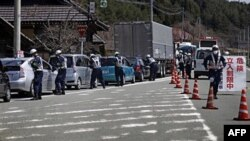 Япония закрывает доступ в зону эвакуации вокруг АЭС «Фукусима»