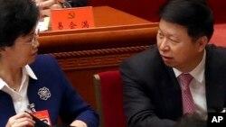 Song Tao (desno) šef odeljenja za spoljne poslove Komunističke partije Kine