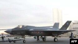 Máy bay chiến đấu F-35 do Mỹ chế tạo