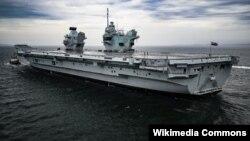 Авианосец Королевских ВМС Prince of Wales