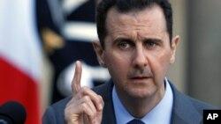Bashar al-Assad, shugaban Siriya