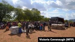 Zimbaabweetti gargaarssi nyaataa ogga rabsamu