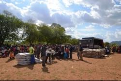 Report on Hunger in Binga Filed By Patricia Mudadigwa