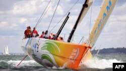 Маршрут регаты Volvo Ocean Race изменен из-за пиратов