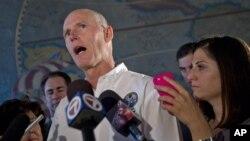 El gobernador de Florida, Rick Scott, firmó la ley el primero de mayo pasado.