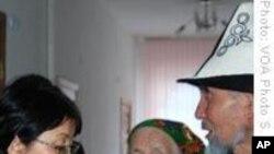 استرداد وزیر قرغزستان توسط روسیه