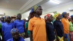 112 écolières de Chibok toujours en détention