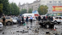 در انفجار بمب در بازاری در قفقاز شمالی ۱۵ تن کشته شدند