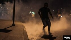 Beirut Garbage Protest