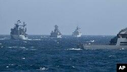 Маневры НАТО в Черном море