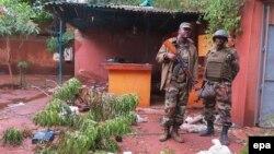 Harin 'yan ta'adda a kasar Mali