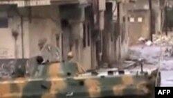 Syria tiếp tục đàn áp phong trào nổi dậy chống chính phủ