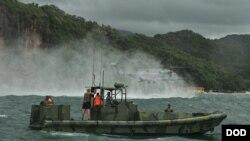 美軍和菲律賓軍人聯合演習(2013年)