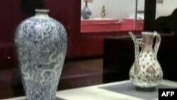 Një ekspozitë me relike kulturore nga Kina hapet në Tokio