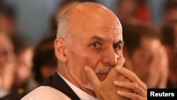 阿富汗當選總統加尼
