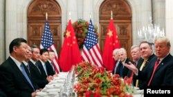 VOA连线(艾德):美中暂缓贸易战,北京的反应及对下一步的思考