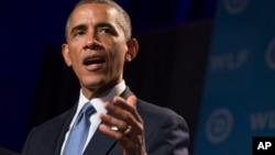 """Obama estima que hay más de 40 países que han propuesto participar en una """"amplia campaña"""" contra el EI."""