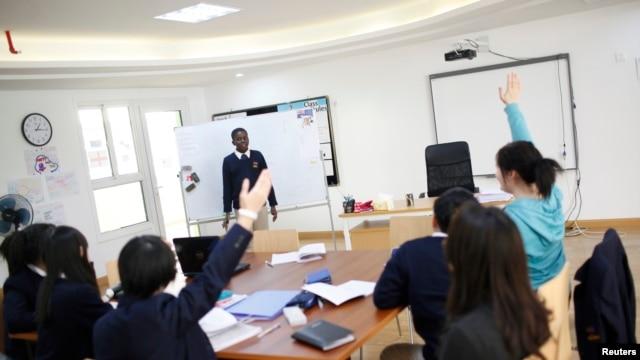 ETS es la empresa encargada de desarrollar, aplicar y calificar más de 50 millones de exámenes cada año, incluyendo los exámenes TOEFL de inglés.