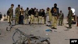 Pakistanda intiharçı bomba hücumu zamanı 7 nəfər həlak olub