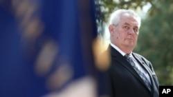 Phát ngôn viên của tổng thống cho biết ông Miloš Zeman sẽ không tham dự cuộc diễu binh kỷ niệm Thế chiến Thứ hai chấm dứt tại Châu Âu.