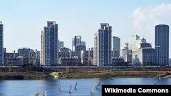 Thành phố Sejong, một đô thị mới nằm cách thủ đô Seoul 120 kilomet về phía nam