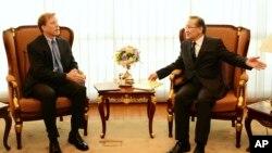 Thailand US Diplomacy