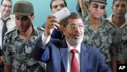 Mideast Egypt Election