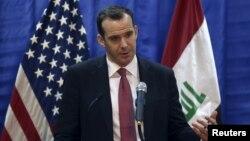 برت مک گورک» نماینده آمریکا در ائتلاف بینالملل ضد داعش