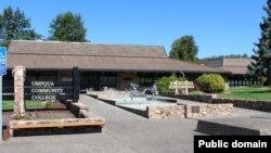 Umpqua Community College in Oregon.
