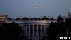 На фото: Білий дім у листопаді 2020-го року