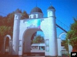 """""""Zarya Vostoka"""" uyg'ur jamoasi masjidi"""