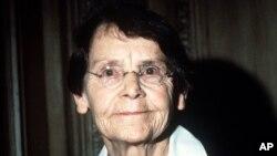 Geneticist Barbara McClintock