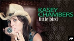 Svojim novim albumom, Little Bird, Kasey Chambers pokušava se probiti na američko tržište