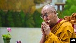 တိဘက္ဘုန္းႀကီး Dalai Lama