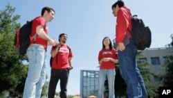 La intención es que más jóvenes talentosos vengan a estudiar y explorar oportunidades de posgrado en EE.UU.