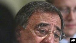 이집트에서 회담 중인 파네타 미 국방장관