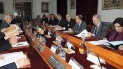 وزیران کابینه تونس از حزب حاکم خارج می شوند