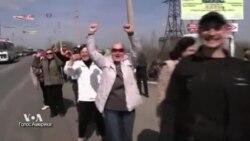 Украинские власти обвиняют Россию в терроризме