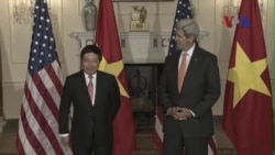 Bộ trưởng Ngoại giao Việt Nam, Hoa Kỳ hội kiến ở Washington