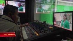 Truyền hình Trung Quốc đặt ngay trong Bộ Nội vụ Campuchia