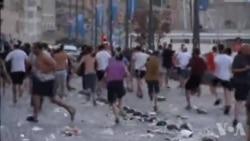 Nouveaux incidents à Marseille entre supporters et policiers (vidéo)