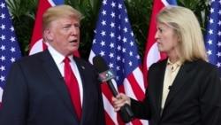ترامب: القوات الأمريكية ستبقى في كوريا الجنوبية