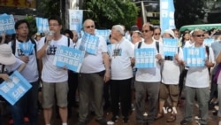 Hong Kong Activists Prepare for Election Referendum