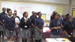 Srednja škola u Washingtonu pruža prilike crnačkim djevojčicama