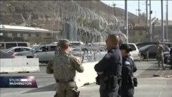 Vojska postavlja bodljikavu žicu na američko-meksičkoj granici