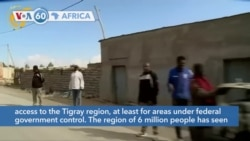 VOA60 Afrikaa - UN, Ethiopia Agree on Humanitarian Aid for Tigray Region